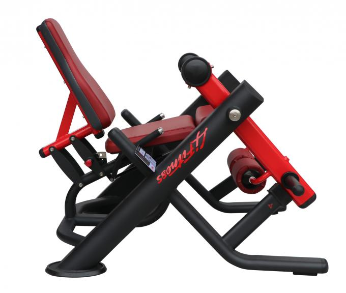 Commercial Gym Hammer Strength Plate Loaded Seated Leg Extension Machines