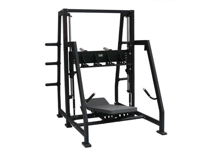 Gym Fitness Hammer Strength Plate Loaded Equipment Vertical Leg Press Machine