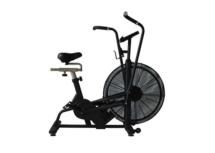 Indoor Stationary Assault Air Bike Commercial Grade Crossfit Gym Equipment