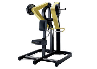 China Professional Hammer Strength Plate Loaded Equipment / Seated Low Row Machine factory