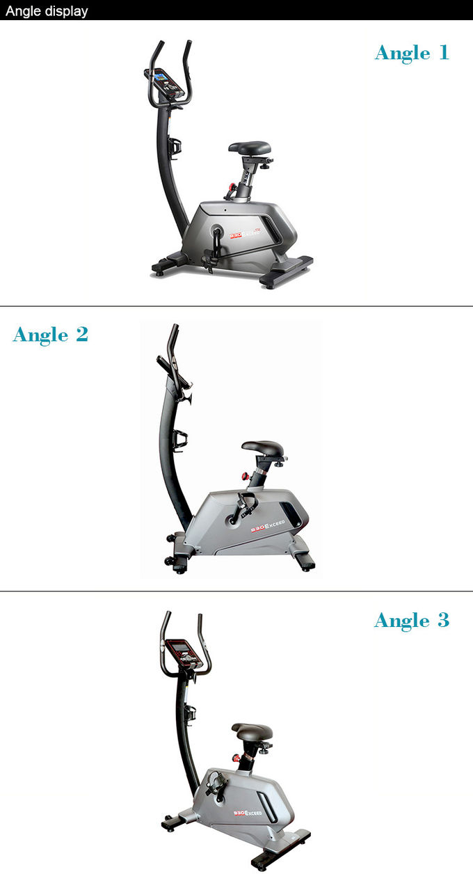 Indoor Stationary Exercise Bike For Home Five Years Guarantee  For Motor